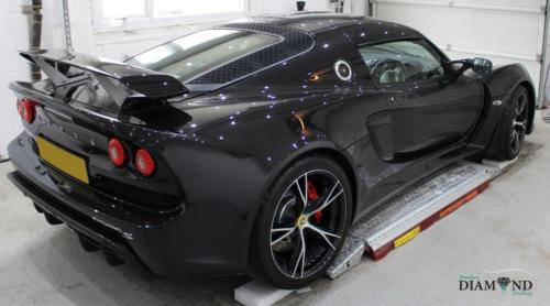 Single stage paint correction